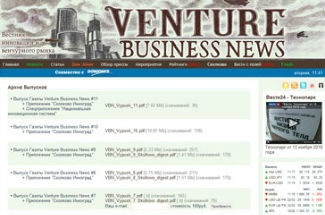 Venture Business News