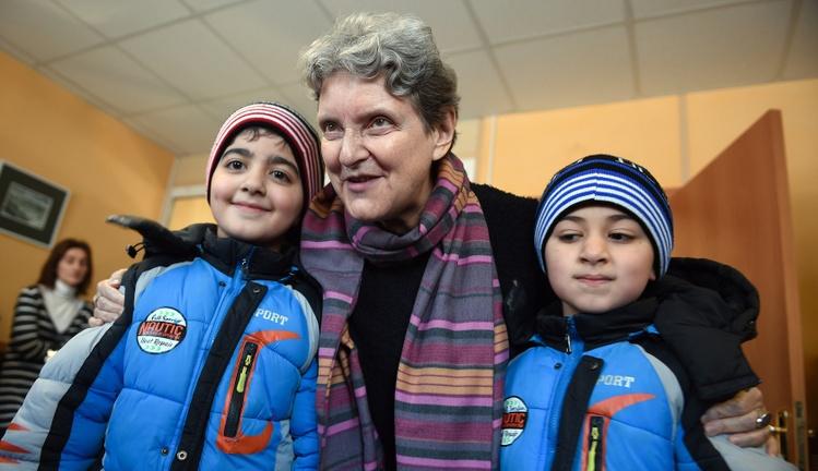 Светлана Ганнушкина вошла втоп-50 мировых лидеров поверсии Fortune