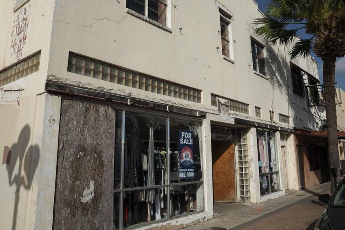 магазин одежды, Браунсвилл, Техас