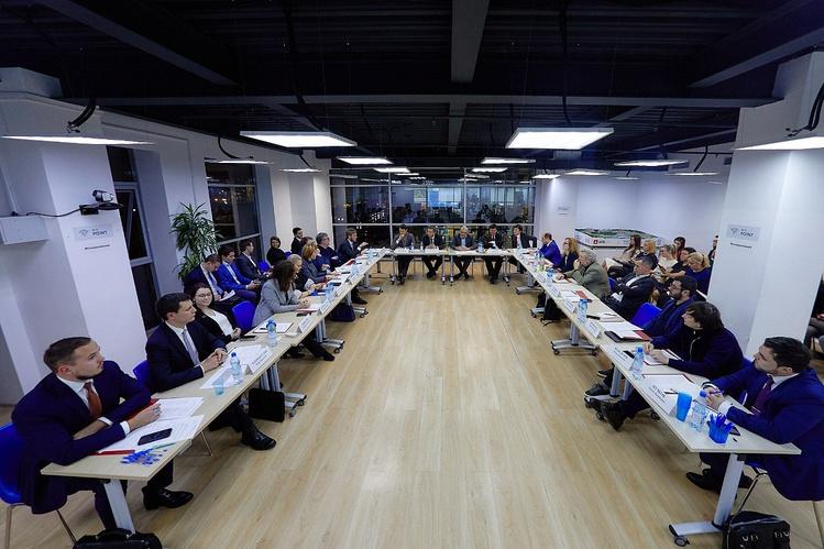 Заседание координационного совета Go global