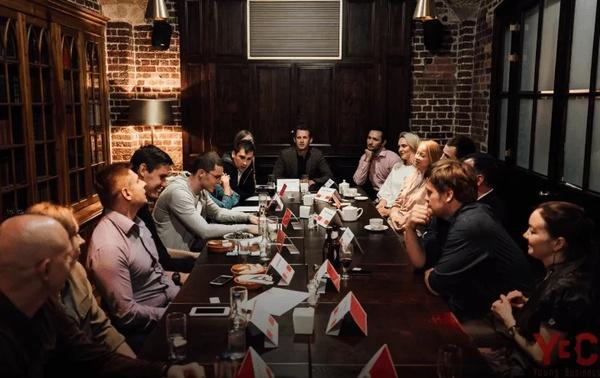 собрание Young business club