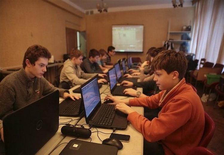 Обучение в Smart Camp
