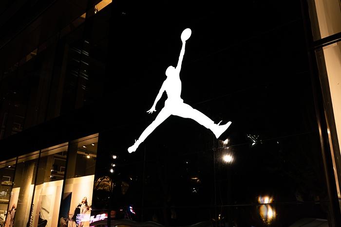 Логотип Nike Jordan