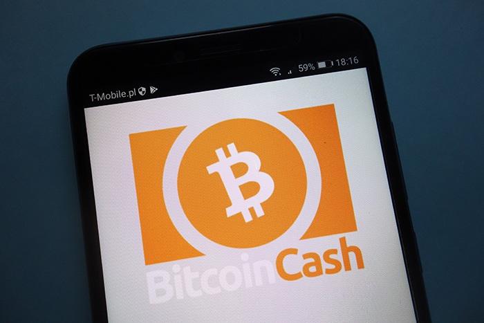 Приложение Bitcoin Cash