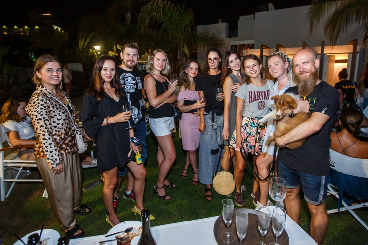 Встреча предпринимателей на Cyprus IT Party