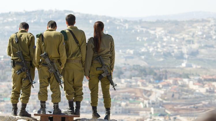 Военнослужащие Израиля