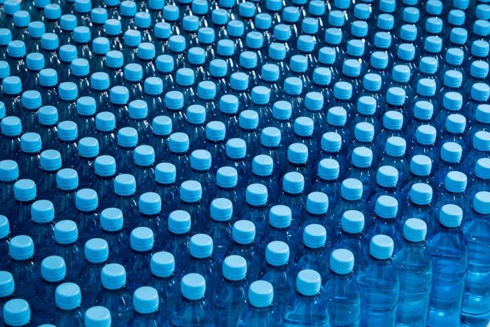 бутылки воды