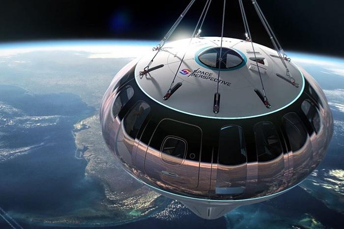 Космическая капсула Space Perspective
