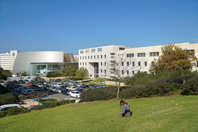 кампус университета тель-авива