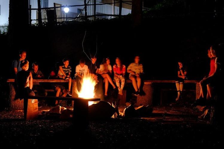 Вечернее мероприятие в One!Camp