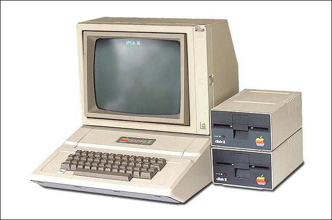 история дискеты, Apple Disk II, 1978