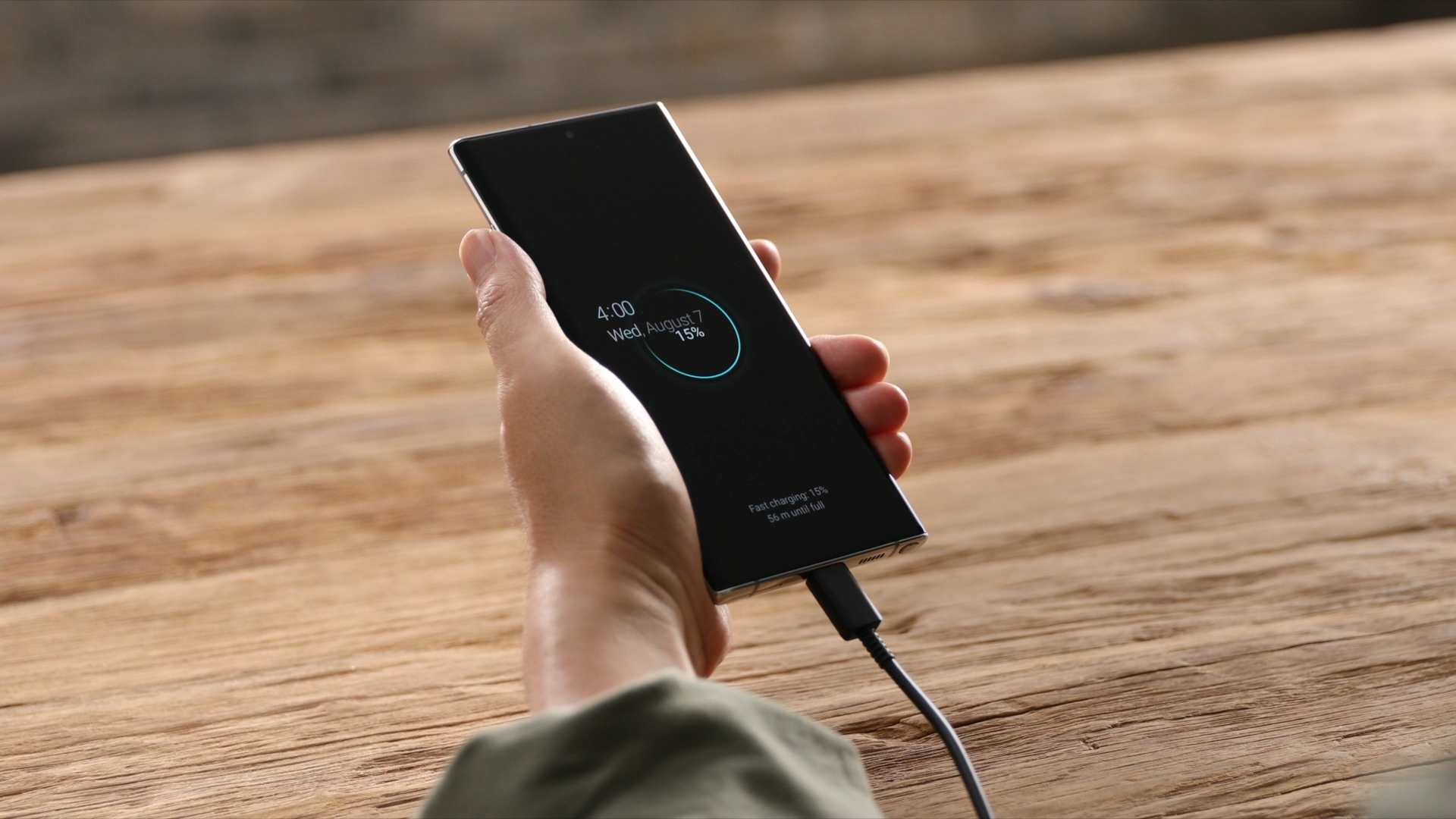 Samsung представил новые смартфоны Galaxy Note