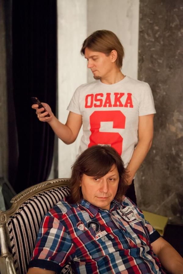 Основатели 3plet Валерий Мифодовский и Владлен Давыдов
