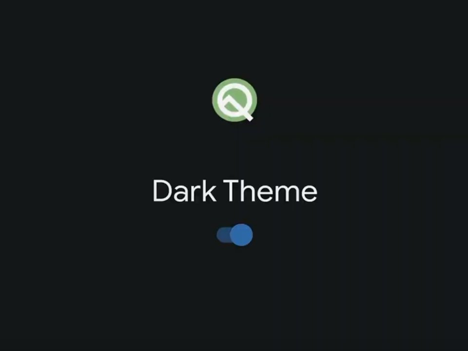 темная тема