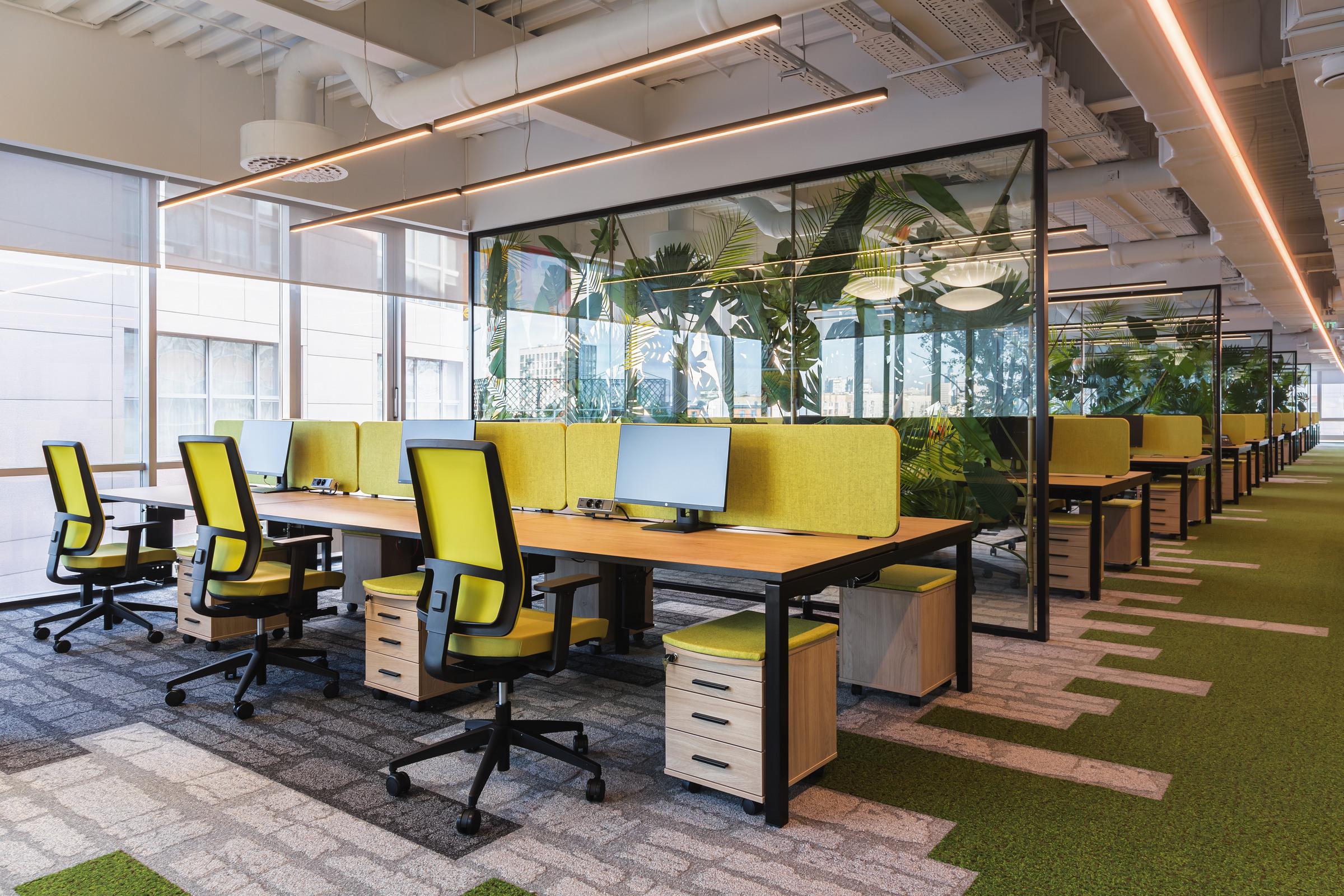 Офис, в котором можно все